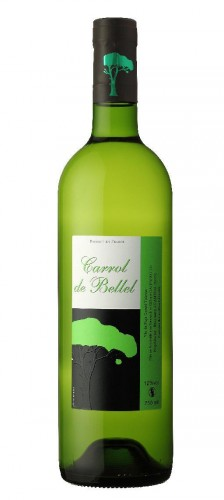 Domaine CARROL DE BELLEL - Vin Blanc Sec - Sauvignon.jpg
