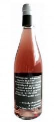rosé,coutinel,aop,aoc,fronton,100%,négrette,2010,charcuterie,grillade