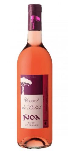 Domaine CARROL DE BELLEL - Vin Rose Doux - Cuvee Noa.jpg