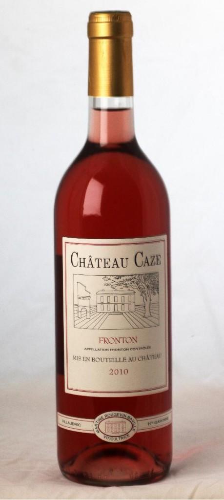 chateau caze aoc fronton concerto rouge 2012